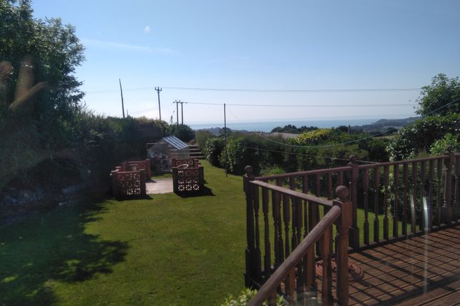 Thumbnail Bungalow for sale in Pashanon, Scredda, St. Austell