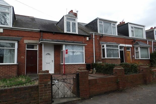 Thumbnail Property to rent in Lambton Terrace, Penshaw, Houghton Le Spring