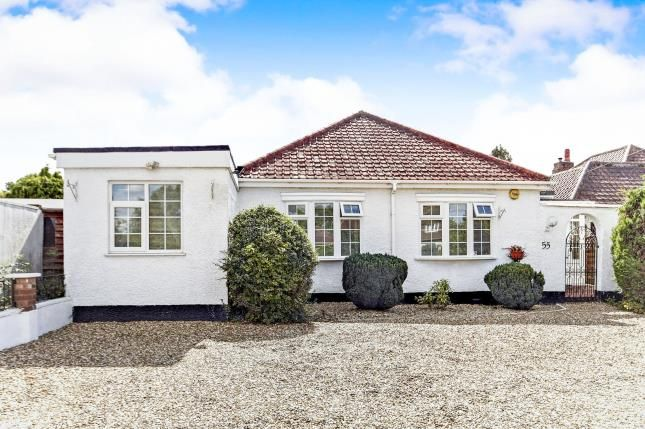 Thumbnail Bungalow for sale in Woodmere Avenue, Shirley, Croydon, Surrey