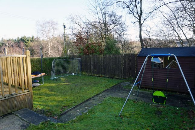 Rear Gardens of Kelso Drive, East Mains, East Kilbride G74