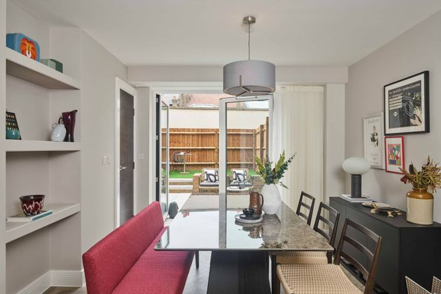 Thumbnail Terraced house for sale in Lion Wharf, Isleworth