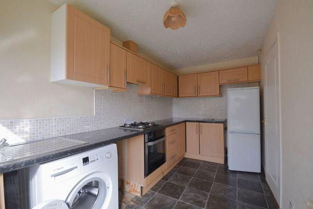Kitchen of West View Walk, Workington CA14