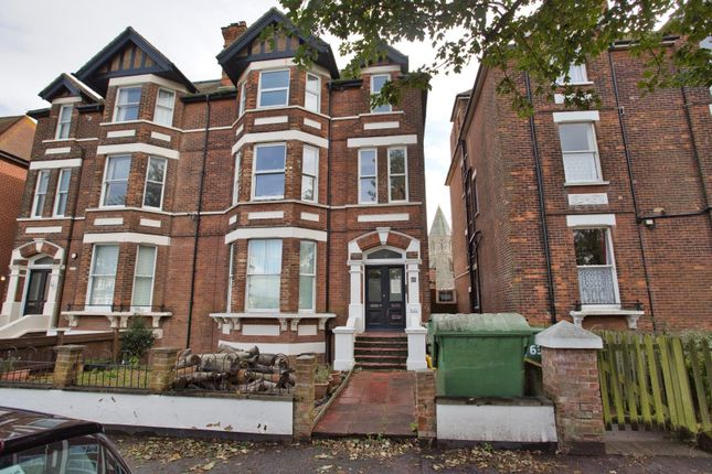 4 bed flat for sale in Bouverie Road West, Folkestone CT20