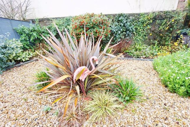 Garden of Oldenburg Park, Paignton TQ3