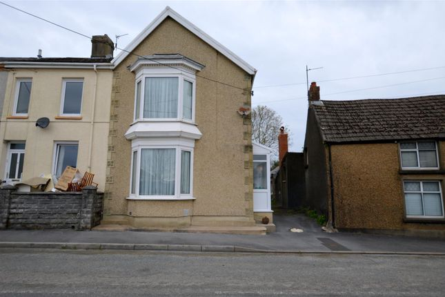 Thumbnail End terrace house for sale in Alstred Street, Kidwelly