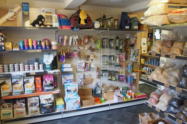 Thumbnail Retail premises for sale in Pets, Supplies & Services BD20, Silsden, West Yorkshire