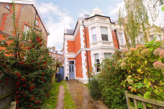 Thumbnail End terrace house for sale in De Cham Road, St. Leonards-On-Sea, East Sussex