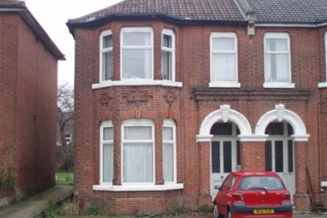 Thumbnail Property to rent in Alma Road, Portswood, Southampton