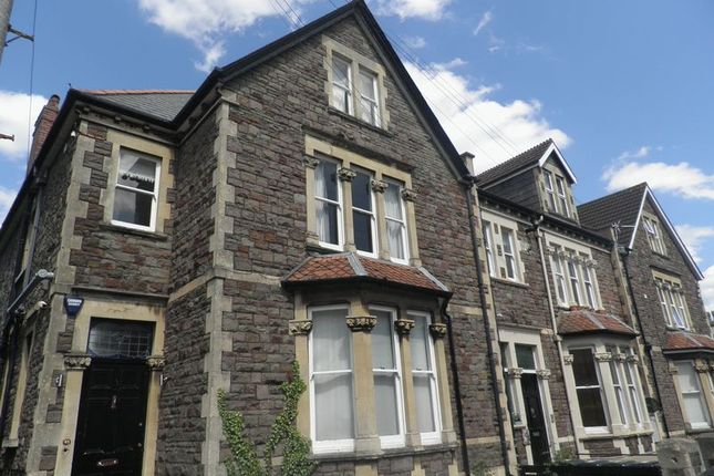 Thumbnail Terraced house to rent in Manor Park, Redland, Bristol