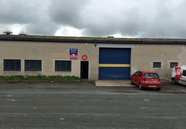 Thumbnail Light industrial to let in Cibyn Industrial Estate, Lon Cae Ffynnon, Caernarfon, Gwynedd