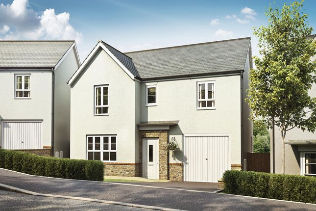 "Thumbnail Detached house for sale in ""Ripon"" at Kimlers Way, St. Martin, Looe"