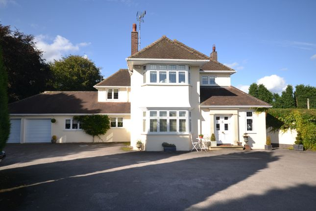 Thumbnail Detached house for sale in Whitmore, Newcastle-Under-Lyme