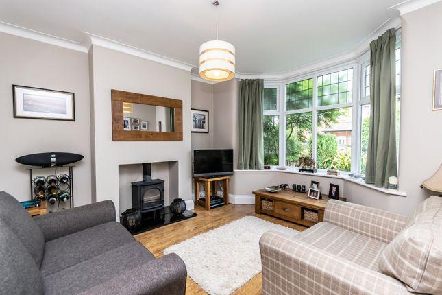 Lounge of Norcott Avenue, Stockton Heath, Warrington WA4
