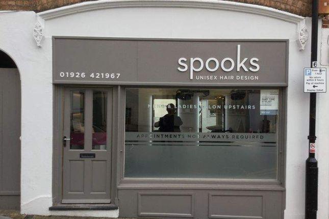 Thumbnail Retail premises for sale in 51 Park Street, Leamington Spa