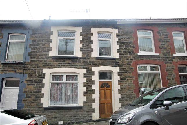 Terraced house for sale in Penmain Street, Porth