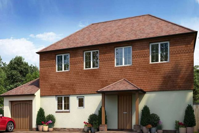 Thumbnail Detached house for sale in Norwood Close, Effingham, Leatherhead