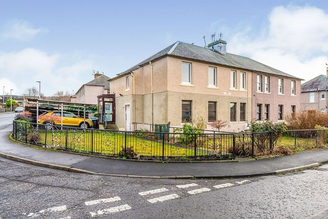 Thumbnail Flat to rent in Mansfield Avenue, Newtongrange, Dalkeith