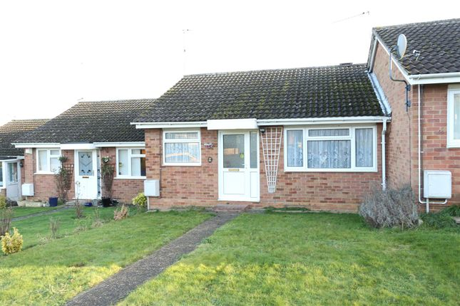 Thumbnail Terraced house for sale in Roche Way, Wellingborough