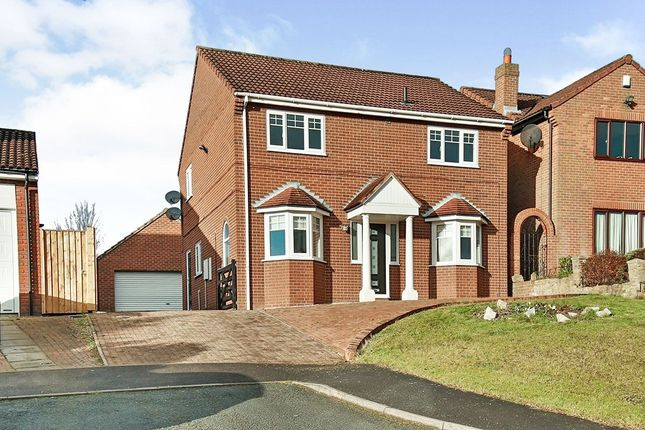 Thumbnail Detached house for sale in Meadow Grange, New Lambton, Houghton Le Spring