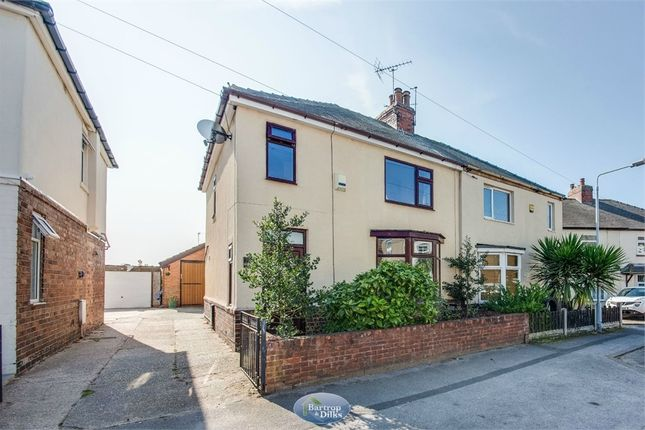 3 bed semi-detached house for sale in Gateford Avenue, Worksop, Nottinghamshire S81