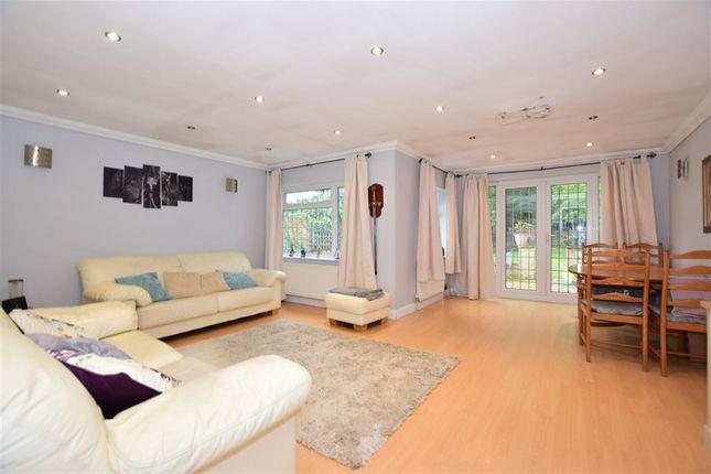 Lounge of Hever Road, West Kingsdown, Sevenoaks, Kent TN15