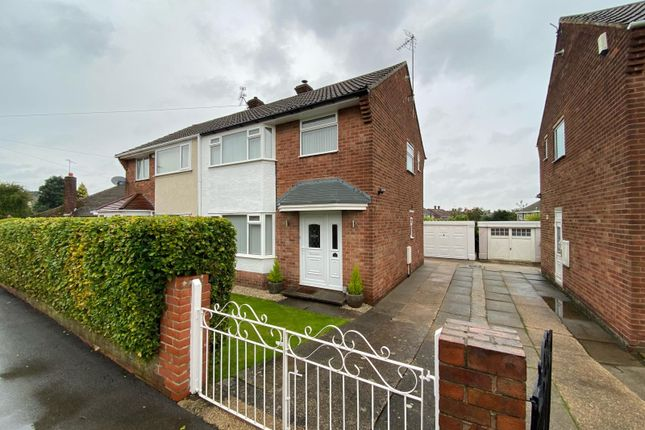 Thumbnail Semi-detached house for sale in Crispin Road, Gleadless, Sheffield