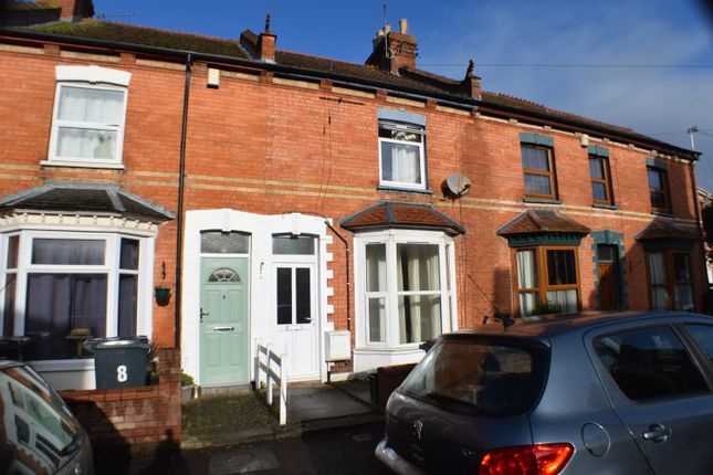 Thumbnail Shared accommodation to rent in Gordon Terrace, Bridgwater