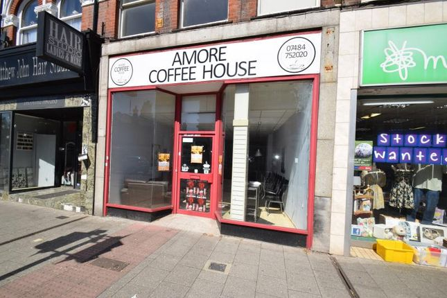 Hamlet Court Road, Westcliff-on-Sea SS0 Commercial Properties to Let