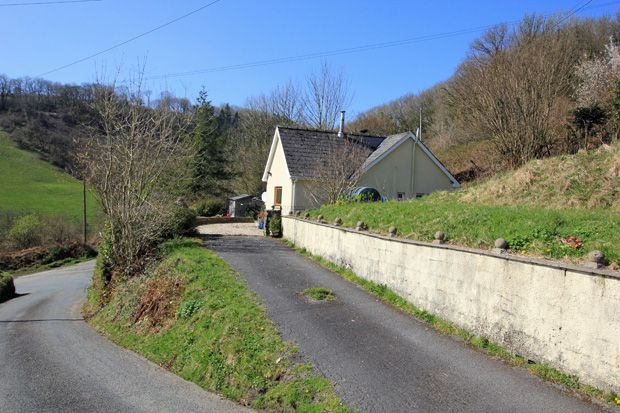 Thumbnail Detached house for sale in Gellywen, Meidrim, Carmarthen, Carmarthenshire