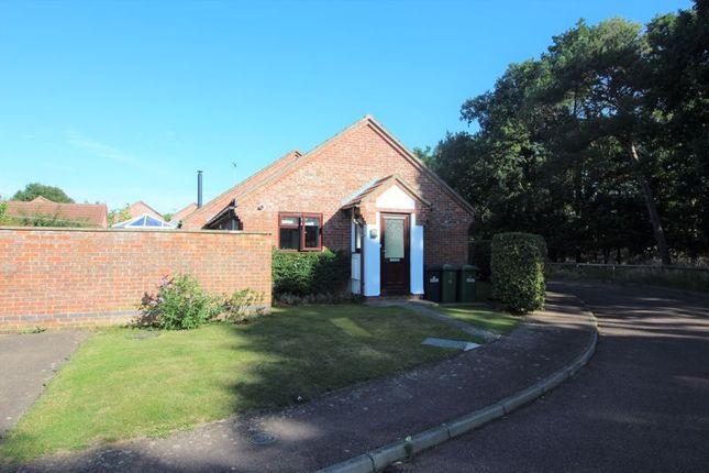 2 bed bungalow to rent in Field Close, Alconbury, Huntingdon, Cambridgeshire. PE28