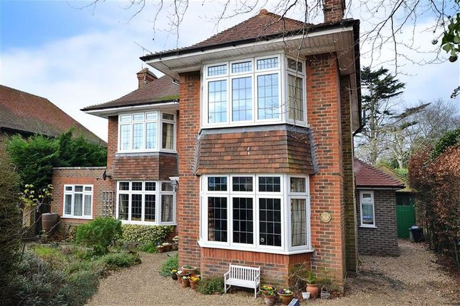 Thumbnail Detached house for sale in First Avenue, Charmandean, Worthing, West Sussex
