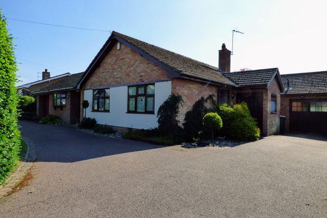 Thumbnail Detached bungalow for sale in Ashdale Drive, Worlingham, Beccles