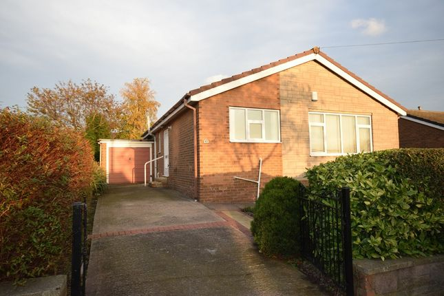Thumbnail Detached bungalow for sale in Stonegate Drive, Pontefract