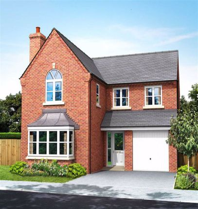 Thumbnail Detached house for sale in The Sutton, Accrington, Lancashire