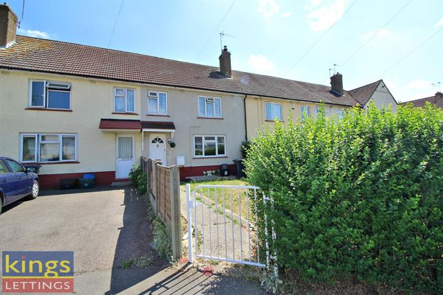 Thumbnail Terraced house to rent in North Road, Waltham Cross, Cheshunt