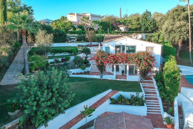 Thumbnail Villa for sale in Spain, Málaga, Marbella, El Rosario