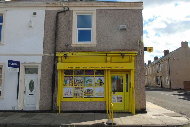 Thumbnail Retail premises for sale in Birch Street, Jarrow