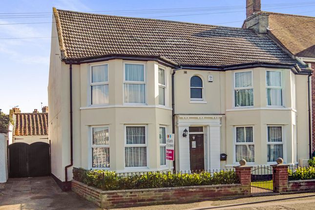 Thumbnail Link-detached house for sale in Beccles Road, Gorleston, Great Yarmouth