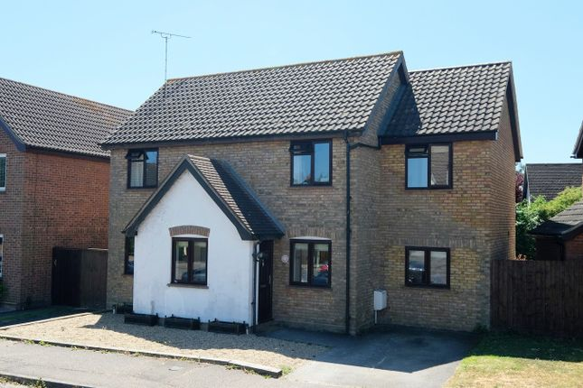 Thumbnail Detached house for sale in Pollards Green, Chelmer Village, Chelmsford