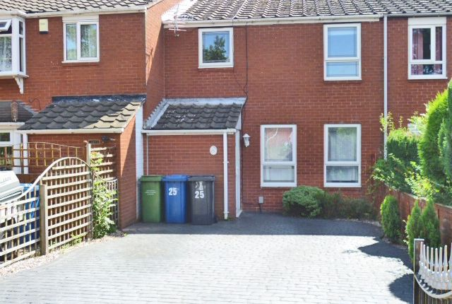 Thumbnail Semi-detached house to rent in Quince, Amington, Tamworth, Staffordshire