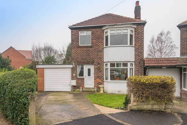 Thumbnail Detached house for sale in Sharpe Avenue, Sheffield