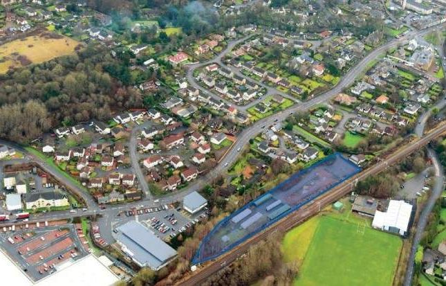 Thumbnail Land for sale in Falkirk Road, Linlithgow, West Lothian