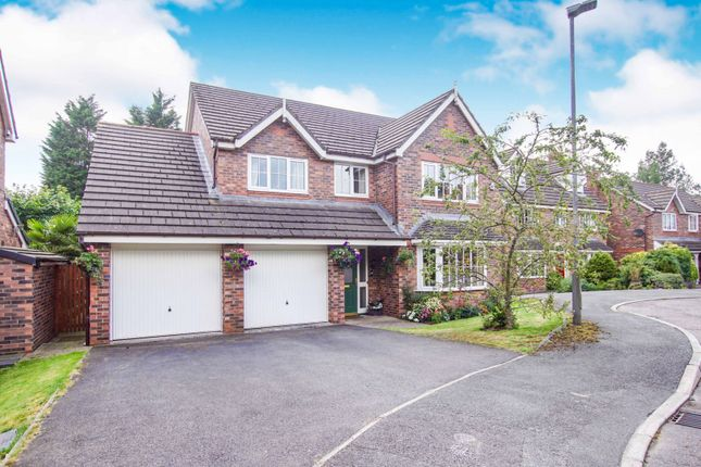 Thumbnail Detached house for sale in Heatherleigh, Rainhill