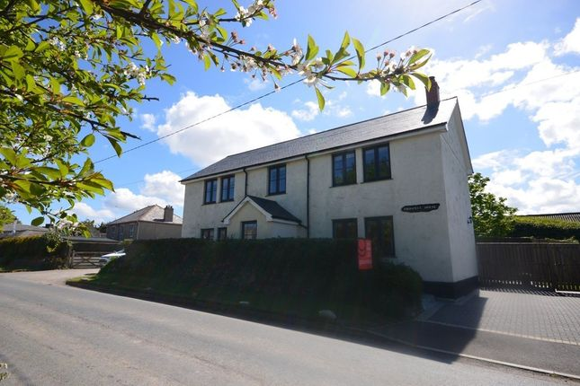 Thumbnail Detached house for sale in Sparnon Gate, Redruth