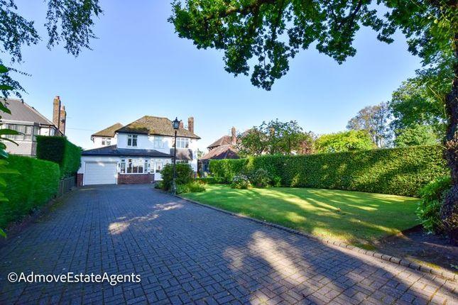 Thumbnail Detached house for sale in Agden Park Lane, Lymm