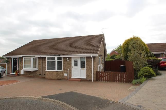 Thumbnail Bungalow for sale in Plover Close, Washington, Tyne & Wear