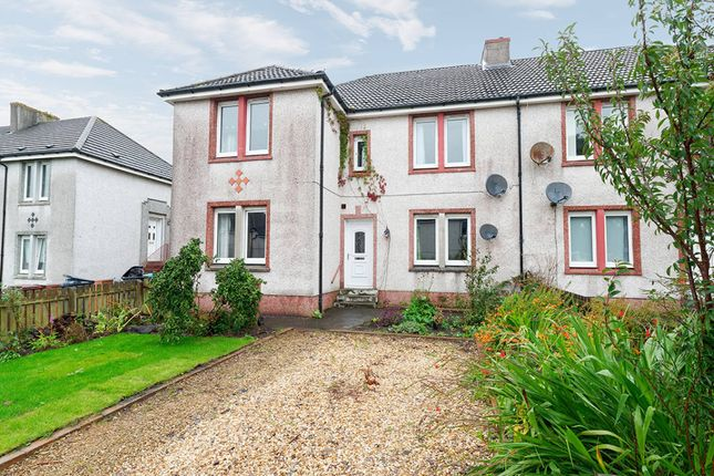 Thumbnail Flat for sale in Springhill Road, Shotts, North Lanarkshire