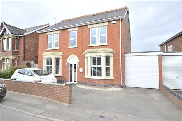 Thumbnail Detached house for sale in Churchdown Lane, Hucclecote, Gloucester