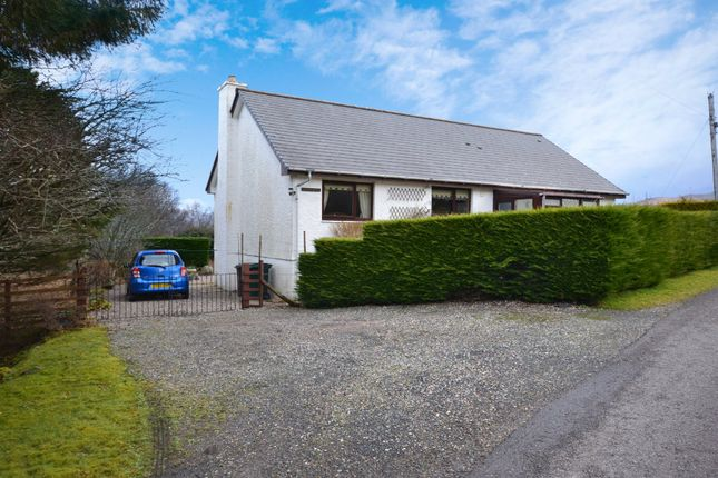 Thumbnail Detached house for sale in Glendaruel, The Old Road, Salen
