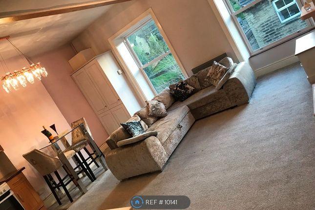 1 bed flat to rent in George Street, Kirkburton, Huddersfield HD8